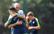 Pep Guardiola hứa hẹn trình làng 'ngọc thô' trong mùa bóng mới