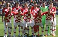 Lộ diện 11 cái tên ra sân của Croatia trước Anh