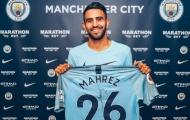 Riyad Mahrez chỉ là thương vụ đánh bóng vẻ ngoài hào nhoáng của Man City?