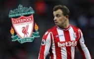 NÓNG: Liverpool đồng ý 13.75 triệu bảng cho Shaqiri, chốt ngày kiểm tra y tế