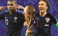 22h00 ngày 15/07, Pháp vs Croatia: Duyên nợ 20 năm