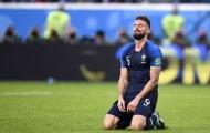 Giroud tự nhận mình thật đáng xấu hổ
