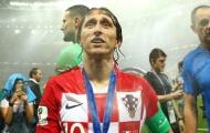 Modric: 'Quyết định thổi phạt đền đã kết liễu Croatia'