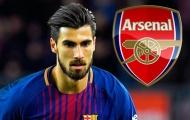Arsenal nhận quả đắng vụ chiêu mộ 'người thừa' của Barca