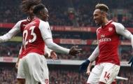 Emery cải tổ, tiền đạo Arsenal hết 'đất sống'