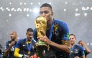 'Thế hệ Mbappe' sẽ giúp Pháp thống trị World Cup?
