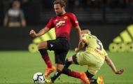 Juan Mata ra tay cứu Man Utd thoát khỏi trận đấu thảm họa