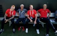 Một loạt huyền thoại tới Mỹ tiếp sức Liverpool tại ICC