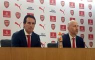 5 điểm đáng chờ đợi của Arsenal mùa giải tới: Đợi dấu ấn của Unai Emery