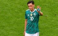 CHÍNH THỨC: Ozil tuyên bố chia tay ĐT Đức