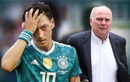 Đại diện Oezil: 'Hoeness tự sỉ nhục bản thân, thật xấu hổ cho Bayern Munich!'