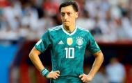 Lothar Matthaus: 'Ozil đã chấm hết với tuyển Đức'