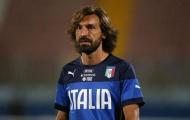 Andrea Pirlo sắp tái xuất trong màu áo tuyển Italia