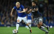 Davy Klaassen sẵn sàng chia tay Everton, chuyển sang Bundesliga thi đấu