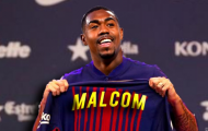 """Malcom đang trên đường trở thành một """"Ronaldinho"""" khác của Barca?"""