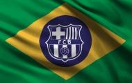 Barcelona đã chi hơn 500 triệu euro để mua các cầu thủ Brazil
