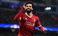 CĐV Ai Cập mở chiến dịch ủng hộ Mo Salah giành Quả bóng Vàng