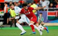 Klopp bức xúc tột cùng khi nhắc đến vụ va chạm Ramos với Salah