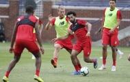 Tân binh Liverpool căng thẳng nghe giáo huấn của Klopp