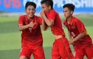 U16 Việt Nam dễ dàng 'làm gỏi' U16 Timor Leste