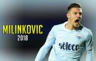 Chủ tịch Lazio tiết lộ thông tin đầy bất ngờ về Milinkovic-Savic