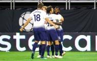 Đánh bại Milan, Tottenham phế truất ngôi đầu của Dortmund