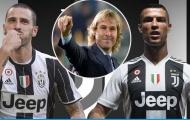 'Không chỉ Ronaldo, Juve đã nổ bom tấn tiếp theo trong phiên chợ Hè'
