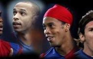 Với Malcom, Barca sẽ tiếp nối giấc mơ 'bộ tứ siêu phàm' từ thời Ronaldinho?