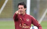 Sao Arsenal rời đi trong 6 ngày tới sau tuyên bố 'phũ' của Emery