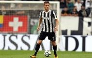 XONG: Juventus chính thức nói 'không' với Chelsea vụ Rugani