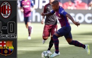 Highlights: AC Milan 1-0 Barcelona (ICC 2018)