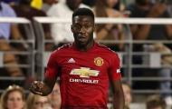 XONG: Man Utd ra quyết định tương lai với Fosu-Mensah
