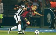 Barca để LỘ cái tên thừa kế chiếc áo số 8 của Andres Iniesta