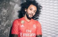 Real Madrid chính thức ra mắt mẫu áo đặc biệt