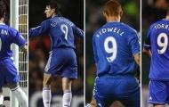 8 số 9 'phiên bản lỗi' trong lịch sử Chelsea: Hậu vệ 'hóa' tiền đạo