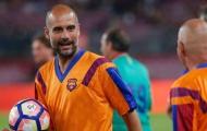 Các sao mai La Masia được Pep Guardiola nâng đỡ giờ ra sao?
