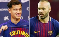 5 'chìa khóa' chiến thắng của Barcelona mùa giải mới: Coutinho có thay thế được Iniesta?