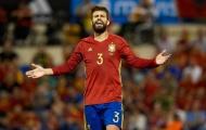 CHÍNH THỨC: Gerard Pique chia tay đội tuyển Tây Ban Nha