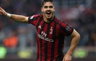'Đệ' của Ronaldo đạt được thỏa thuận rời Milan