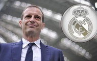 HLV Allegri TIẾT LỘ lý do từ chối Real Madrid