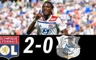 Highlights: Lyon 2-0 Amiens (Vòng 1 giải VĐQG Pháp)