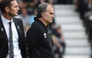 Lampard lặng người khi Derby County thảm bại dưới tay 'phù thủy' Bielsa