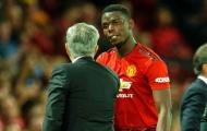 SỐC: Pogba đang bị 'ghét bỏ' tại Man Utd?