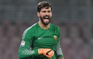 Đề cử thủ môn Champions League: Tân binh Liverpool vượt mặt hàng loạt tên tuổi lớn