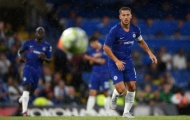 Hazard có biểu hiện lạ, NHM Chelsea mừng thầm?