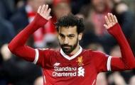 Đề cử tiền đạo Champions League: Lần đầu cho Salah