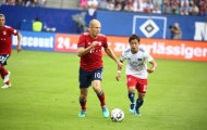 Highlights: Hamburger SV 1-4 Bayern Munich (Giao hữu)