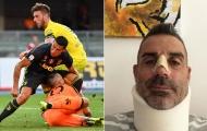 Đối thủ 'ngã mũ khâm phục' trước hành động đẹp của Ronaldo