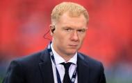 BIẾN CĂNG: Đại diện Pogba đăng đàn 'chửi thẳng mặt' Paul Scholes
