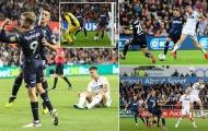 Rượt đuổi tỷ số ngoạn mục, 'phù thủy' Bielsa đưa Leeds lên ngôi đầu Championship